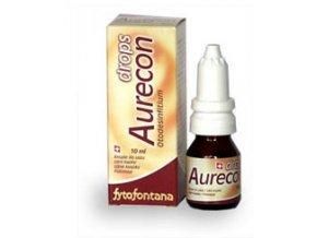 Herb Pharma Aurecon ušní kapky 10 ml