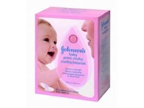 Johnson Baby prsní vložky pro kojící matky 50ks