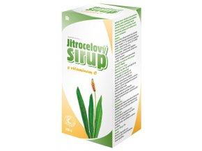 HBF Jitrocelový sirup s vitamínem C 320 g