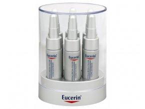 Eucerin Sérum pro redukci vrásek a zpevnění pleti Hyaluron-Filler 6x5 ml