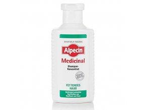 Alpecin Šampon na mastné vlasy (Medicinal Shampoo Concentrate Oily Hair) 200 ml