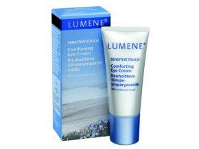 LUMENE Uklidňující oční krém Sensitive Touch 15 ml