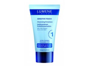 Lumene Čistící emulze Cleansing Sensitive Touch 150 ml