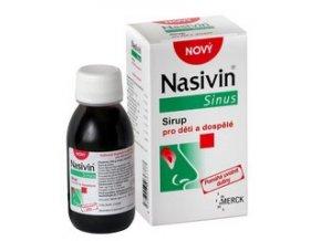 Biomedica Nasivin Sinus sirup 95 ml
