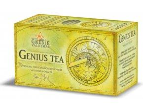 Grešík Genius Tea bylinný čaj n.s. 20x1.5g