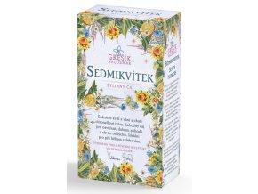 Grešík Sedmikvítek bylinný čaj sypaný 40 g