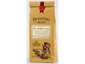 Grešík Dobrou noc čaj sypaný 50 g Devatero bylin