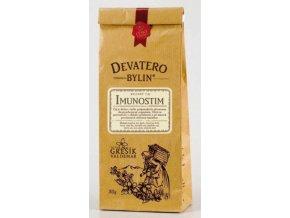 Grešík Imunostim čaj sypaný 50 g Devatero bylin