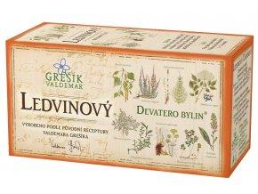 Grešík Ledvinový čaj n.s. 20x1.5g Devatero bylin