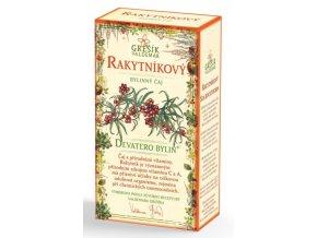Grešík Rakytníkový čaj sypaný 70 g Devatero bylin