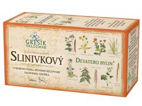 Grešík Slinivkový čaj n.s. 20x1.5g Devatero bylin