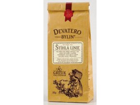 Grešík Štíhlá linie čaj sypaný 50 g Devatero bylin