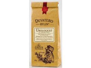 Grešík Urologický čaj sypaný 50 g Devatero bylin