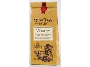 Grešík Větrový čaj sypaný 50 g Devatero bylin
