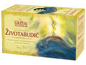 Grešík Životabudič čaj n.s. 20x1.5g Devatero bylin