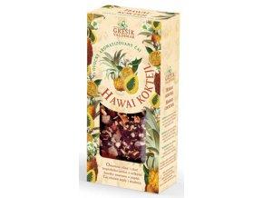 Grešík Hawai koktejl ovocný čaj sypaný 120g