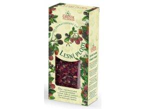 Grešík Lesní plody ovocný čaj sypaný 100g