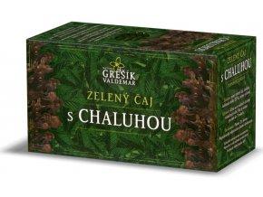 Grešík Zelený čaj s chaluhou n.s. 20 x 1,5 g