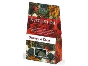 Grešík Orientální krása kvetoucí čaj v krabičce 4 ks