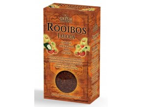 Grešík Rooibos Jahoda sypaný 70 g