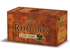Grešík Rooibos Lesní plody n.s. 20 x 1,5 g