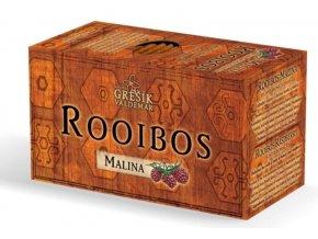 Grešík Rooibos Malina n.s. 20 x 1,5 g