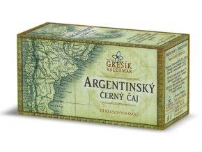 Grešík Argentinský černý čaj n.s. 20 x 2,0 g