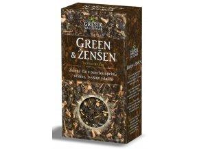 Grešík Green & Ženšen sypaný 70 g