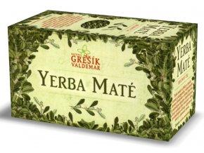 Grešík Yerba maté n.s. 20 x 1,5 g