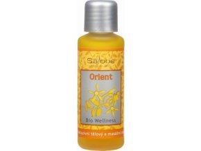 Saloos Bio Wellness Orient - exkluzivní tělový a masážní olej 50 ml