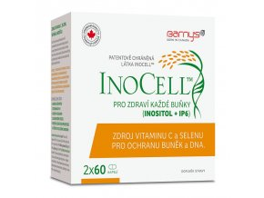 Barny´s InoCell dvojbalení 2x 60 kapslí