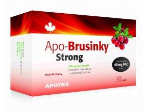 Apotex APO-Brusinky Strong 500mg 30 kapslí