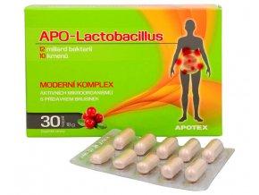 apo lactobacillus 30 kapsli