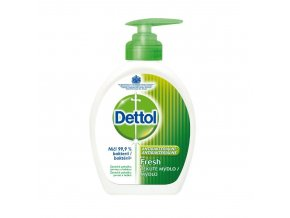 Dettol antibakteriální tekuté mýdlo Fresh 250ml