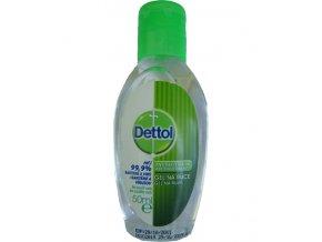 Dettol antibakteriální gel 50 ml