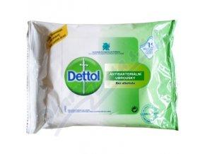 Dettol antibakteriální ubrousky 15ks