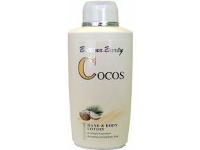 Bettina Barty tělové mléko Cocos 500 ml