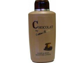 Bettina Barty tělové mléko Chocolat 500 ml