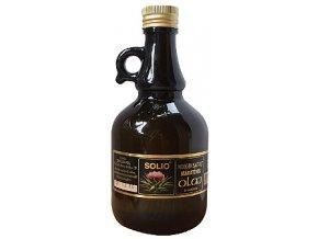 Solio Olej z ostropestřce mariánského za studena lisovaný 250 ml DMT: 11.10.2019