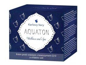 Ryor Krém proti vráskám s koenzymem Q10 Aquaton 50 ml