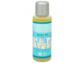 Saloos Bio Body Fit - tělový a masážní olej