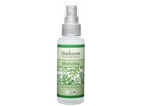 Saloos Meduňka - květinová pleťová voda