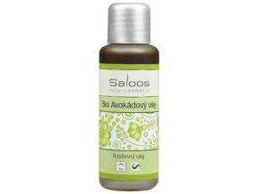 Saloos Bio Avokádový olej lisovaný za studena