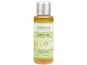 Saloos Lněný olej lisovaný za studena 50ml