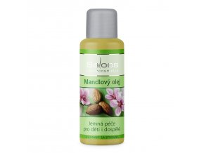 Mandlový olej 50 ml