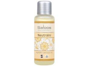 Saloos Neutrální hydrofilní odličovací olej