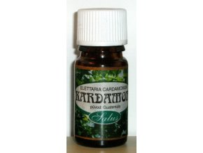 Saloos Kardamom - esenciální olej 5ml