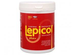 lepicol plus 180 kapsli