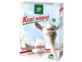 Topnatur Kozí mléčný nápoj - instantní nápoj 100 g