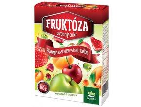 Topnatur Ovocný cukr - fruktóza 400 g